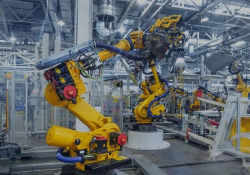 industriële robot